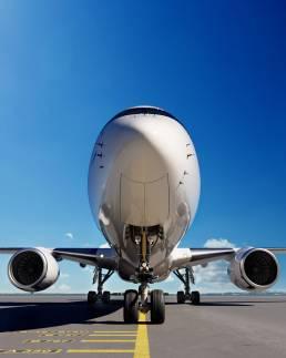 Aircraft exterior 3D